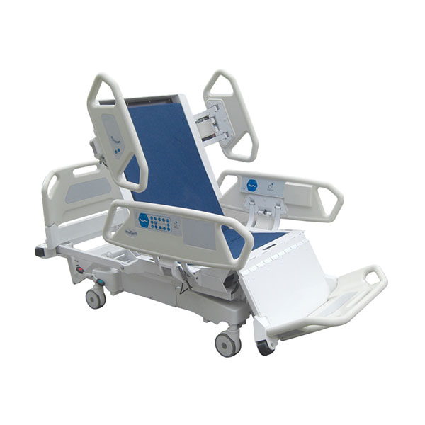 Electric Hospital Bed With Eight Functions(ICU) XHK-5638K(III)