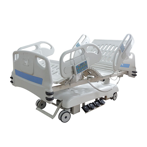 Electric Hospital Bed With Eight Functions(ICU)XHK-5638K(V)