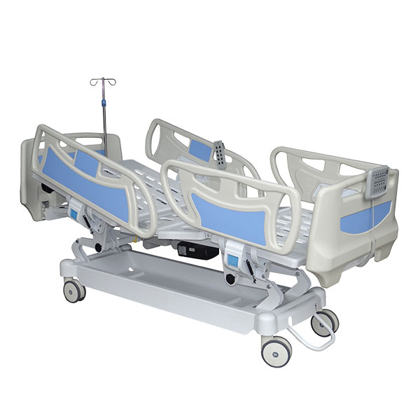 Electric Hospital Bed With Five Functions(ICU)XHK-5618K(I)