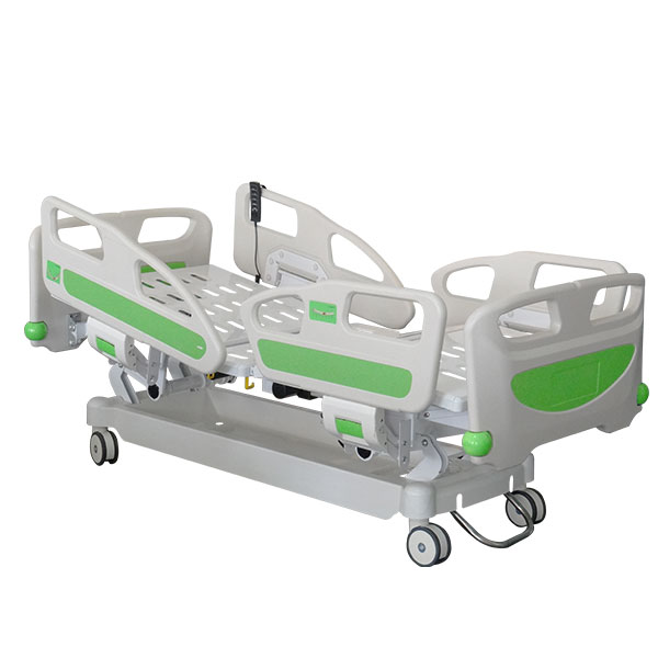 Electric Hospital Bed With Five Functions(ICU)XHK-5618K(III)