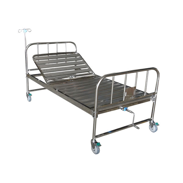 Manual Hospital Bed With Single Function XHM -T1112L