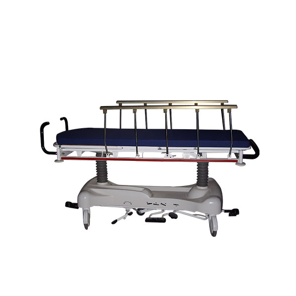 Luxurious Hydraulic rise-and-Fall Stretcher Cart XHL -04