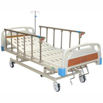 Manual Hospital Bed With Three Functions XHM-T3611L(I)-2