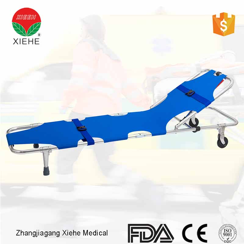 Aluminum Alloy Folding Stretcher YXH-1A3