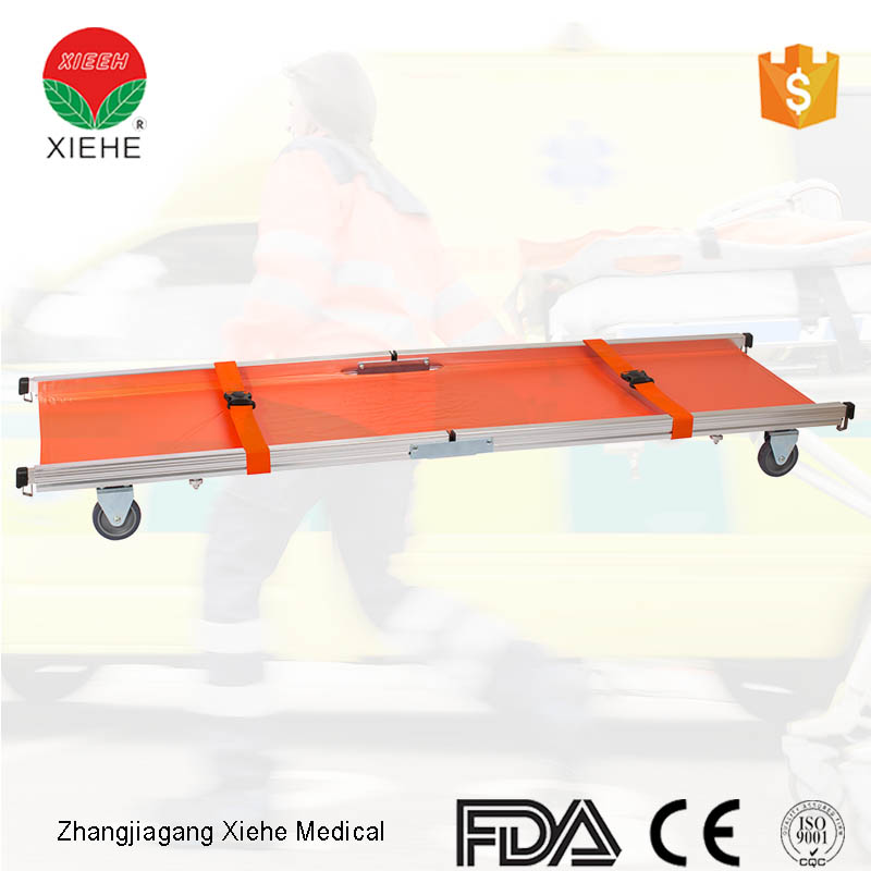 Aluminum Alloy Folding Stretcher YXH-1A6