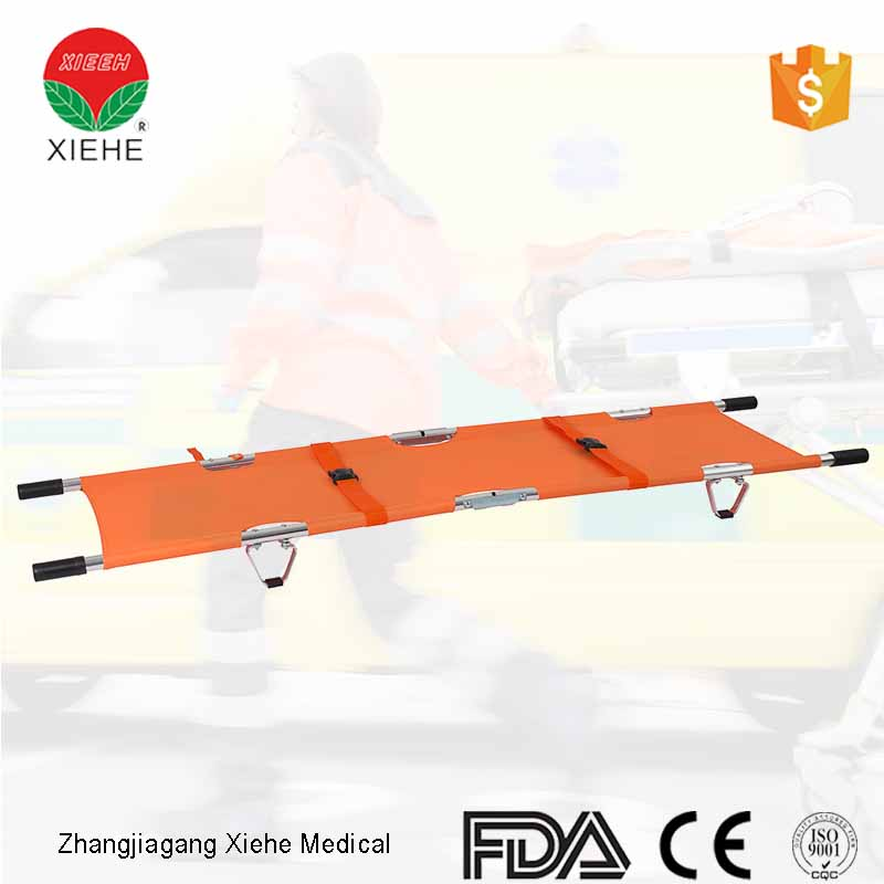 Aluminum Alloy Folding Stretcher YXH-1F1