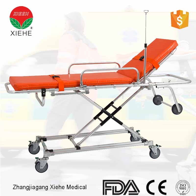 Aluminum Alloy Ambulance Stretcher YXH-3G