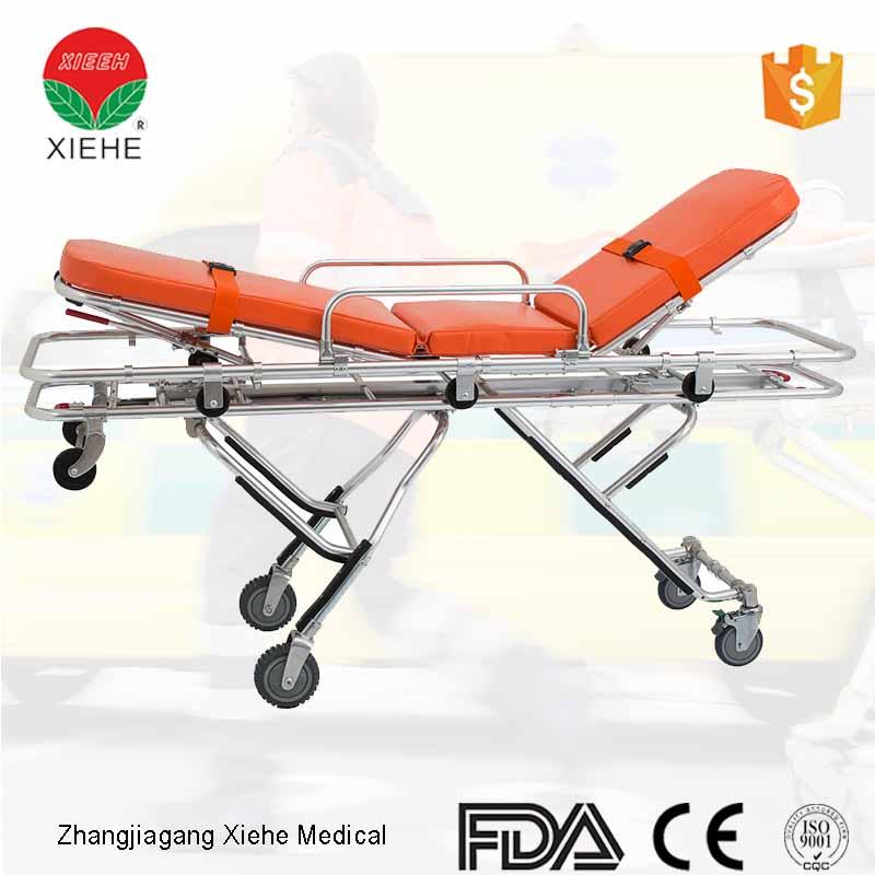 Aluminum Alloy Ambulance Stretcher YXH-3D