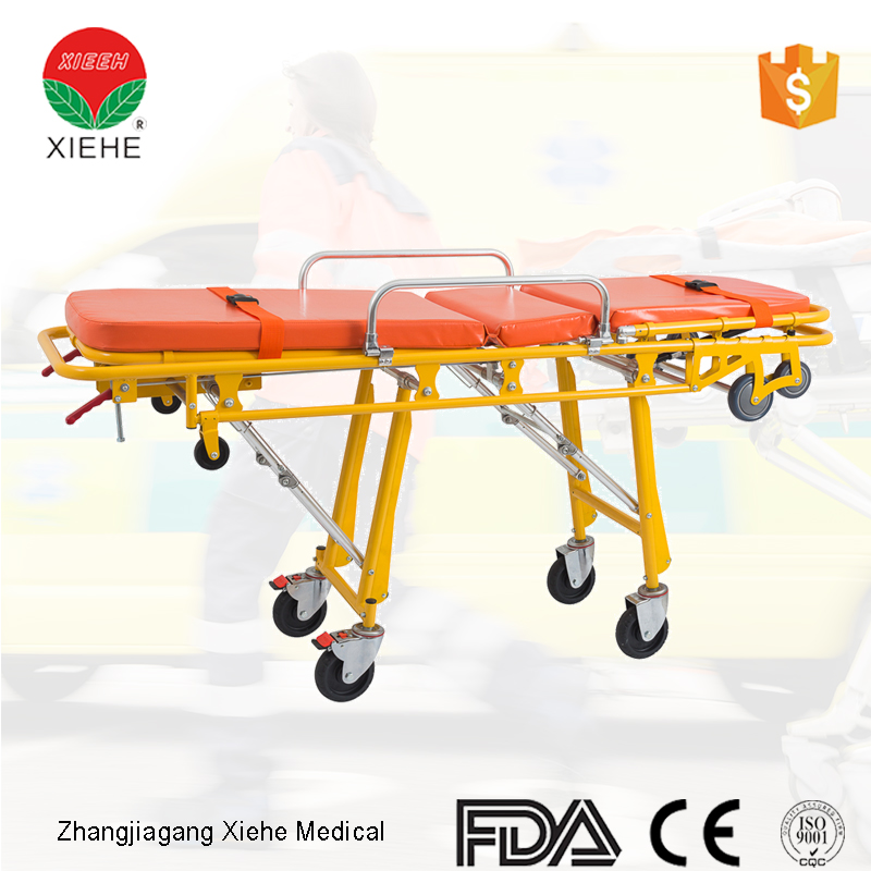 Aluminum Alloy Ambulance Stretcher YXH-3C