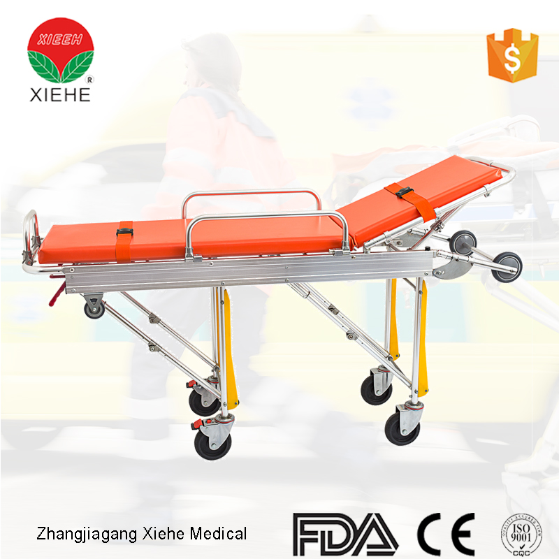 Aluminum Alloy Ambulance Stretcher YXH-3B