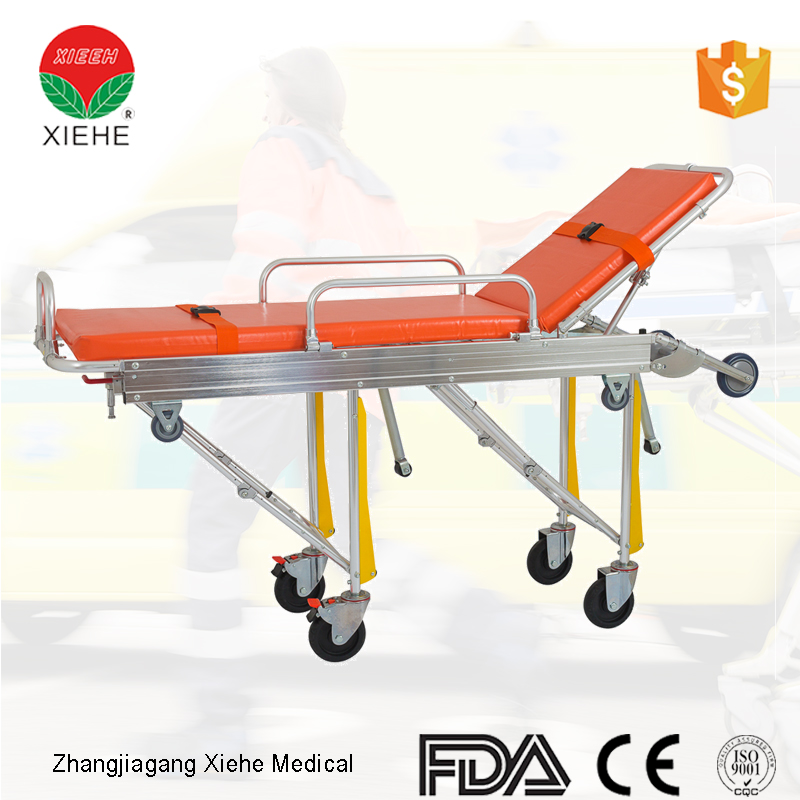 Aluminum Alloy Ambulance Stretcher YXH-3B2