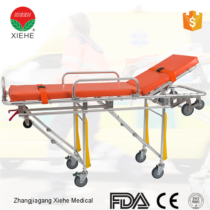 Aluminum Alloy Ambulance Stretcher YXH-3A