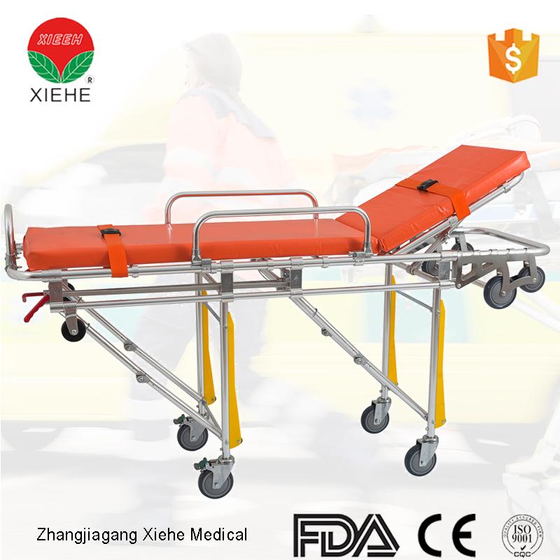 Aluminum Alloy Ambulance Stretcher YXH-3A