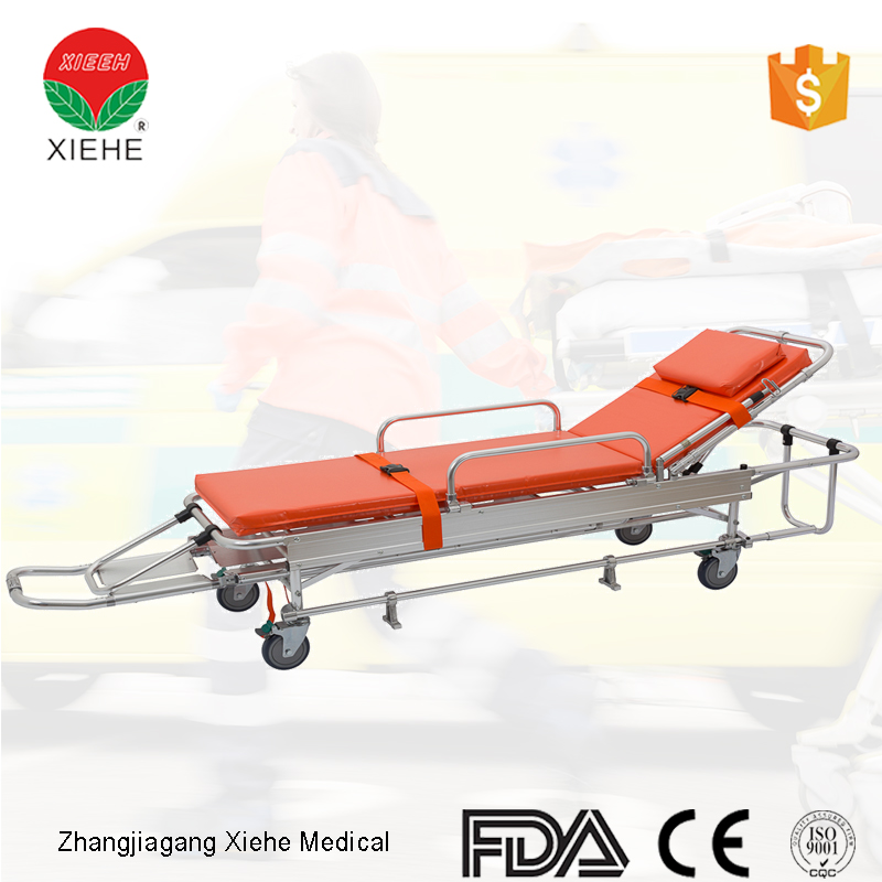 Aluminum Alloy Ambulance Stretcher YXH-2B