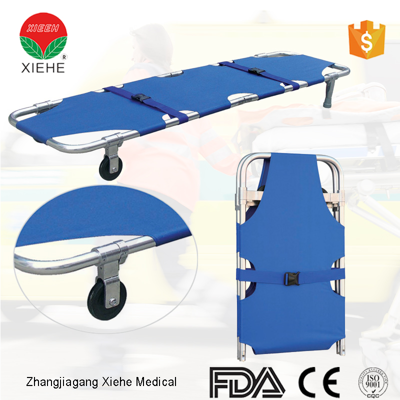 Aluminum Alloy Folding Stretcher YXH-1A2