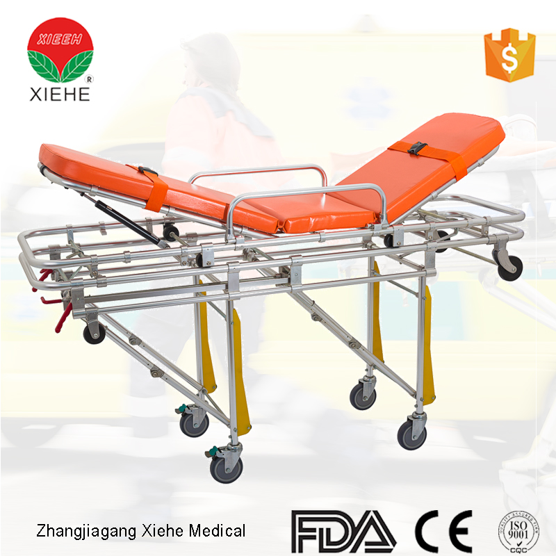Aluminum Alloy Ambulance Stretcher YXH-3A3