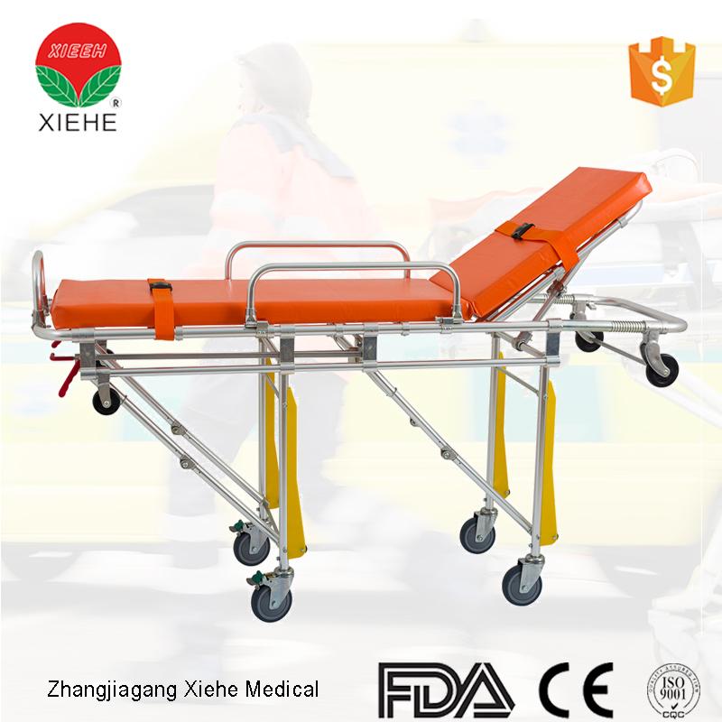 Aluminum Alloy Ambulance Stretcher YXH-3A5