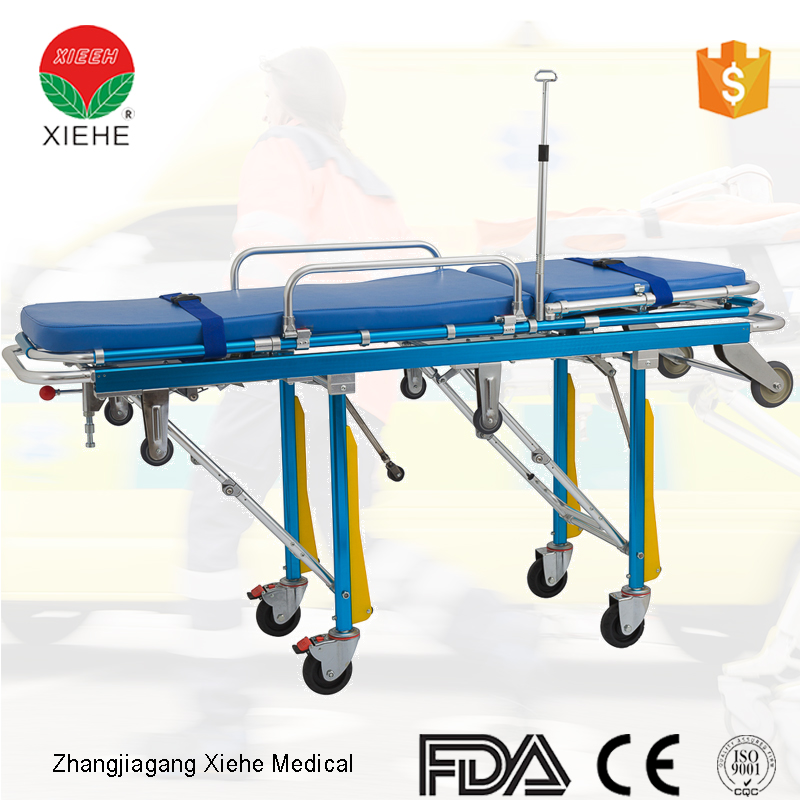 Automatic Loading Ambulance Stretcher YXH-3B3