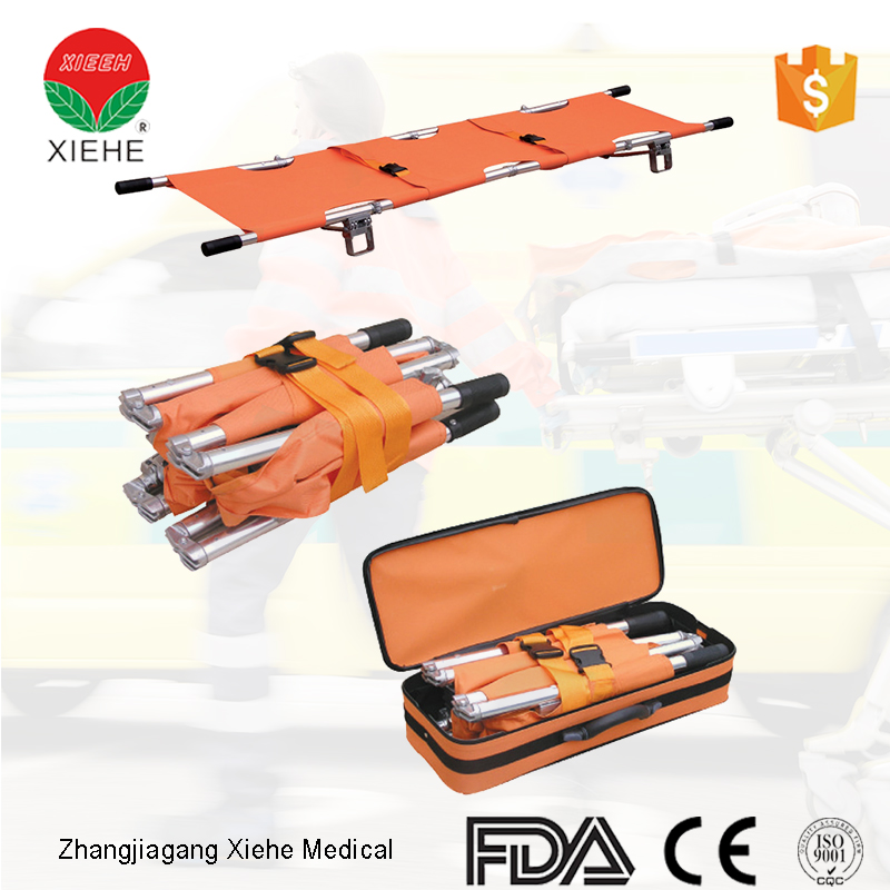 Aluminum Alloy Folding Stretcher YXH-1GL