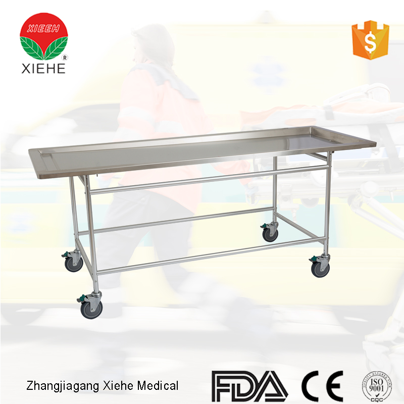 Stainless Steel Autopsy Table YXH-8C