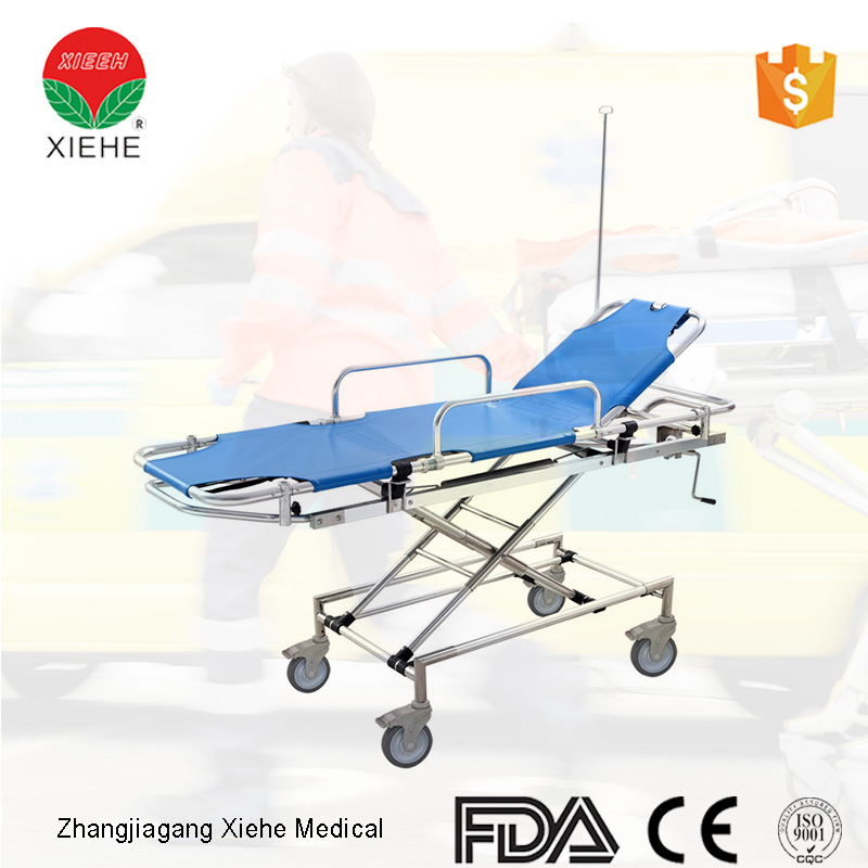 Aluminum Loading Ambulance Stretcher YXH-6L