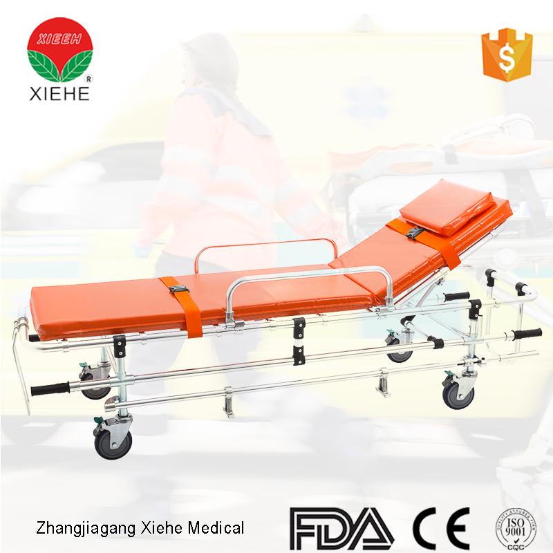 Aluminum Alloy Ambulance Stretcher YXH-2A