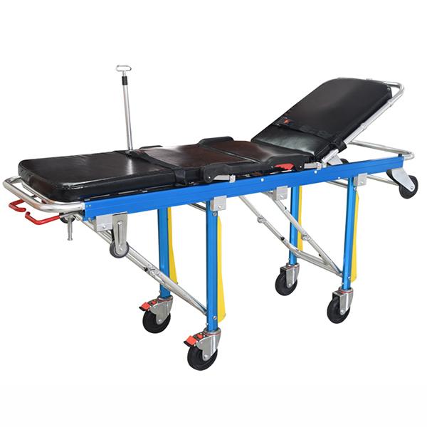 Automatic Loading Ambulance Stretcher YXH-3K