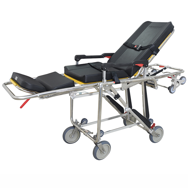 Stainless Steel Ambulance Stretcher YXH-3E3